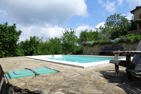 zwembad la casa vecchia