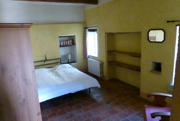 slaapkamer 1e La Casa Vecchia