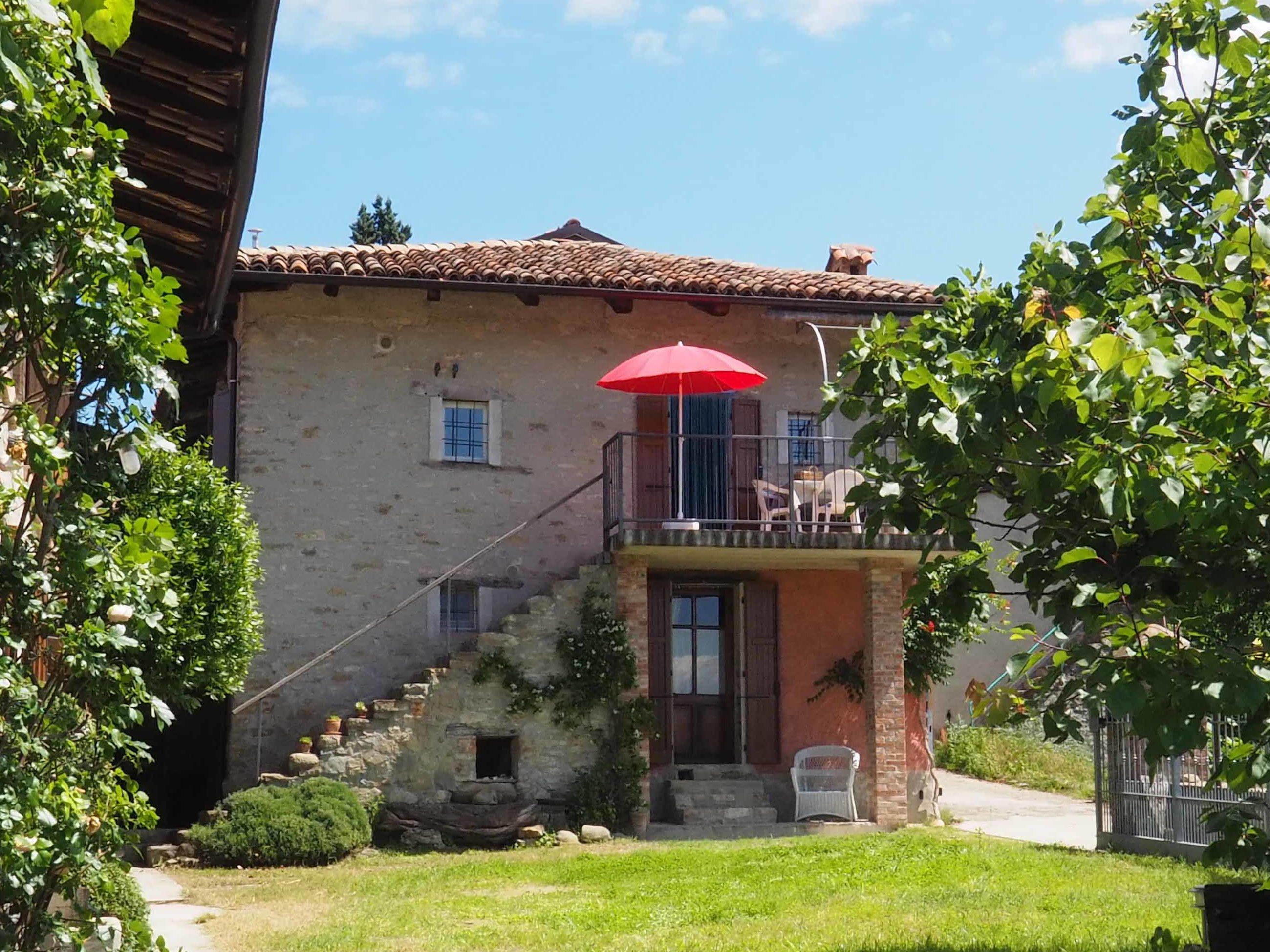 La Casa Vecchia Somano vakantiehuis Langhe