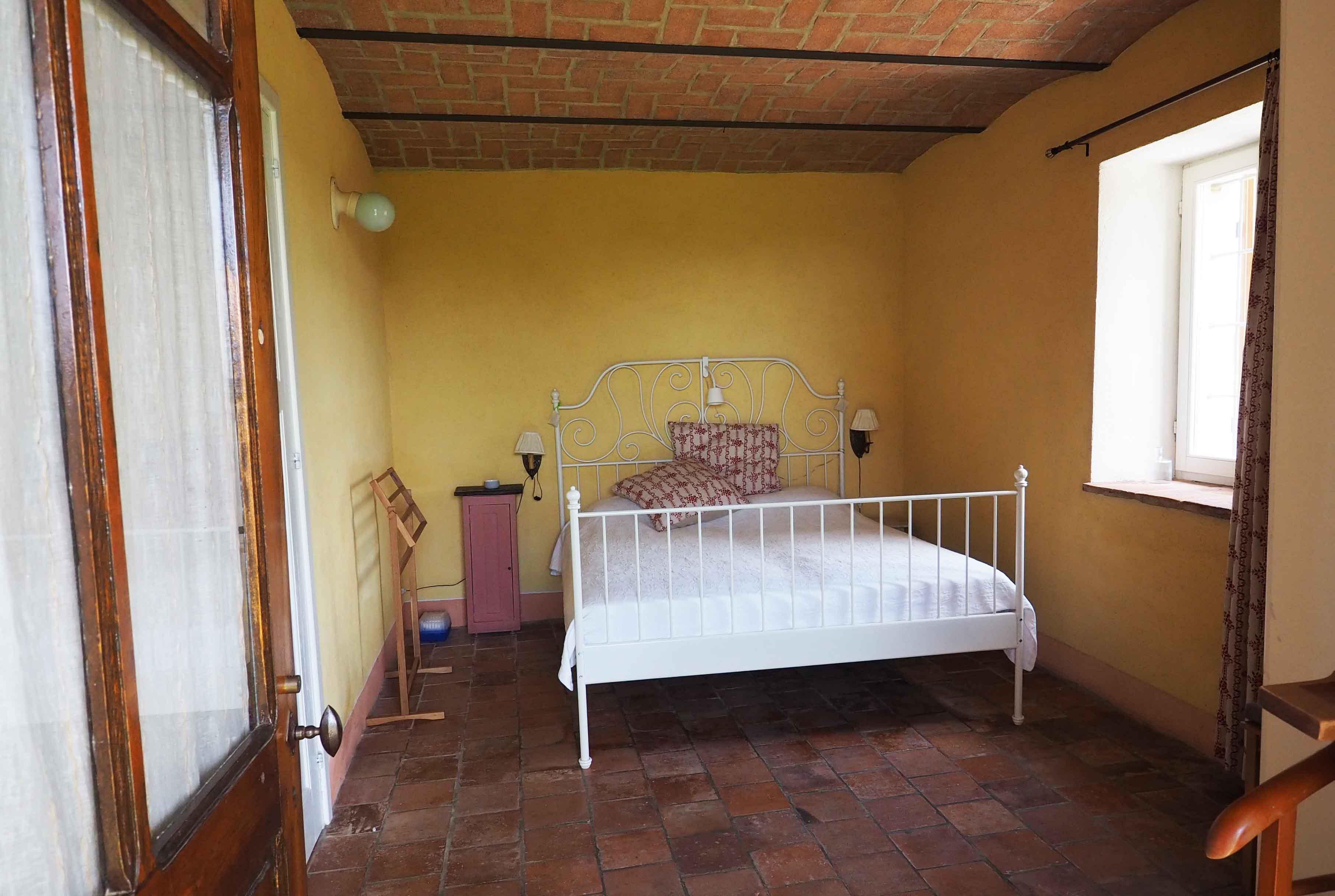 slaapkamer La Casa Vecchia