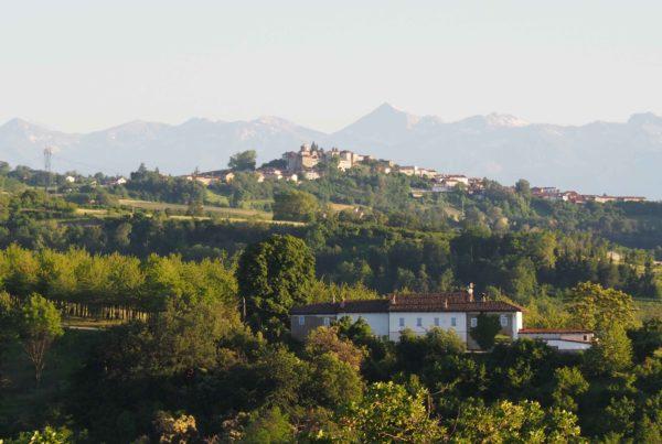 uitzicht op Alpen La Casa Vecchia