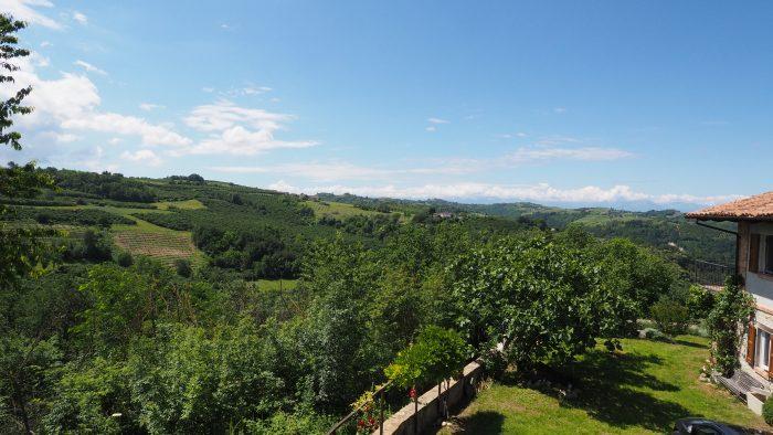 La Casa Vecchia uitzicht vanaf balkon
